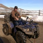 ATVs and kitties- a good pair